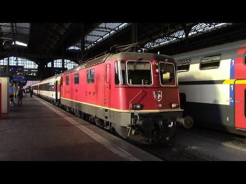 Bahnhof Basel SBB Gare de Bâle CFF Stazione di Basilea FFS