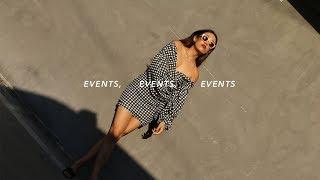 EVENTS, EVENTS, EVENTS   vagavlog