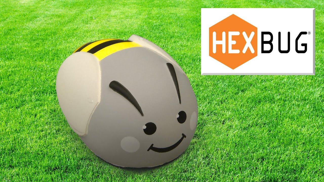 Cuddle Bots Betty Bumble Bee From Hexbug Youtube Hexbugcircuitboard14