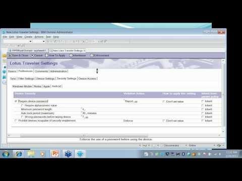Successfully Managing IBM Notes Traveler Servers