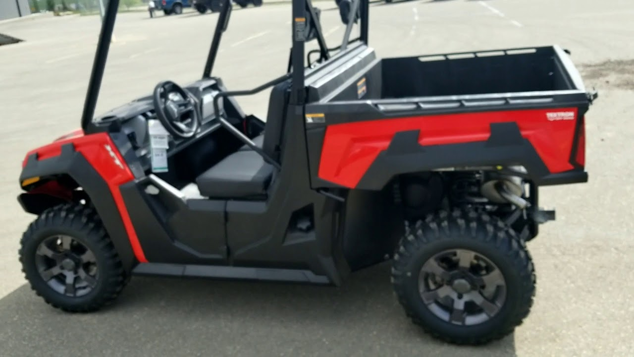 Best Side By Side Utv 2019 2019 PROWLER PRO | QUIETEST SIDE BY SIDE IN THE WORLD   TEXTRON