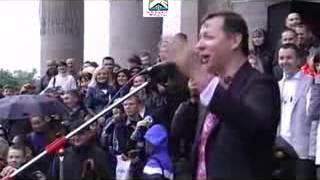 ПАССИВНЫЙ ГОМОСЕК  Ляшко спел  'ПУТИН ХУЛО'