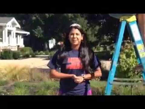Erica Durance ice bucket challenge