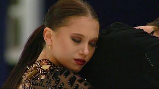 Произвольный танец Танцы на льду Москва Кубок России по фигурному катанию 2020 21 Второй этап