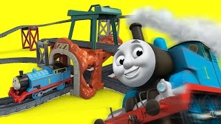 Thomas and Friends Play Table - Trackmaster Mad Dash Unboxing! Toy Trains for Kids and Family