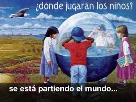¿Dónde jugarán los ninos? de Maná Environmental Spanish Vocabulary