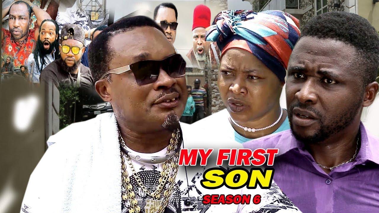 Download My First Son Season 6 - 2018 Latest Nigerian Nollywood Movie Full HD