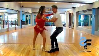 TÚ ERES MI SUEÑO (SALSA) - Septeto Acarey-   Cardio Choreography   Zumba Fitness   Coreografía
