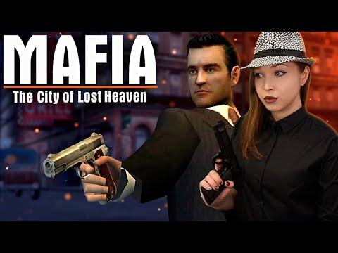 ВО ЧТО ВТЯНУЛИ ТОММИ? [Прохождение Mafia: The City Of Lost Heaven] №1