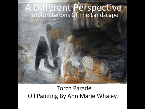 Torch Parade by Ann Marie Whaley on Artspan by Marketing Videos For Business