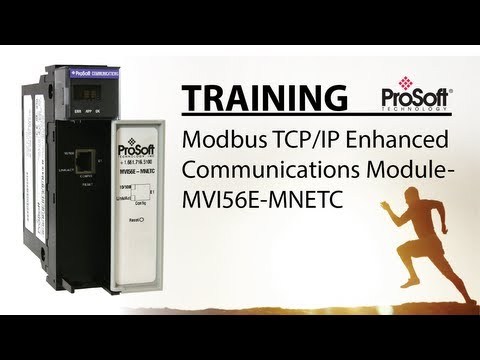 Set Up: Modbus TCP/IP Multi Client/Server Enhanced Network Interface Module for ControlLogix
