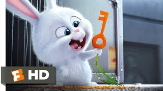 Download The Secret Life of Pets - Busting You Out! Scene (3/10) | Movieclips Mp3 and Videos
