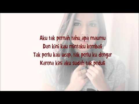Raisa - Pergilah lyrics