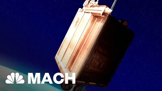 Taking An Elevator To Space Is One Step Closer To Reality | Mach | NBC News