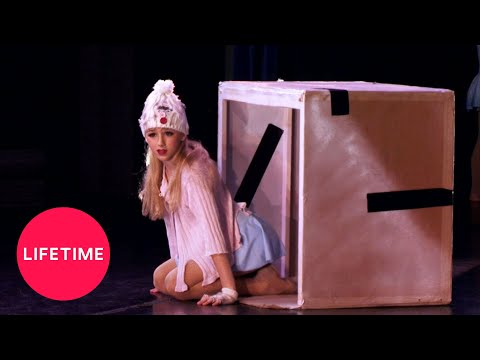 "Dance Moms: Chloe Stars in Group Dance: ""Trapped"" (Season 2) | Lifetime"
