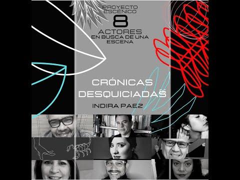 Monólogos desde ocho países en una obra colectiva online