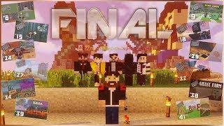 FINAL !!! SERVER TURU | DeepCraft (Sezon 2 Bölüm 43)