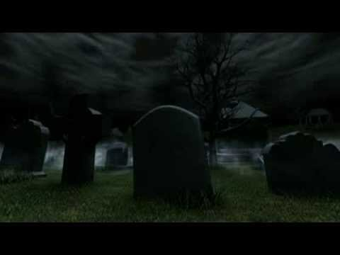 Foggy Graveyard Live Wallpaper