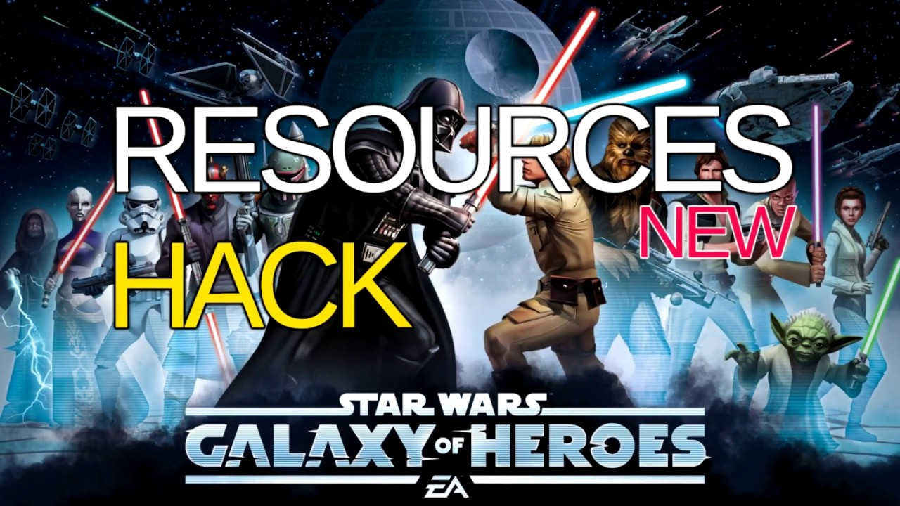 Star Wars Galaxy of Heroes Apk Mod 0.13.361328 Hack ...