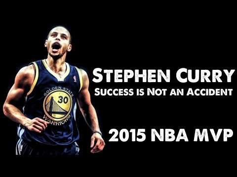 Stephen Curry - Success is Not an Accident (2015 NBA MVP)
