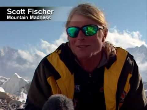 Legendary Climber Scott Fischer