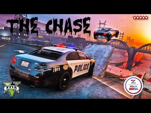 The Chase - GTA 5 Amazing Machinima Movie (GTA 5 Movie)
