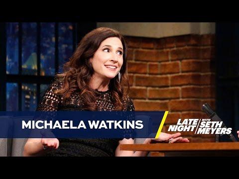 Michaela Watkins Put on Some Post-Election Pounds