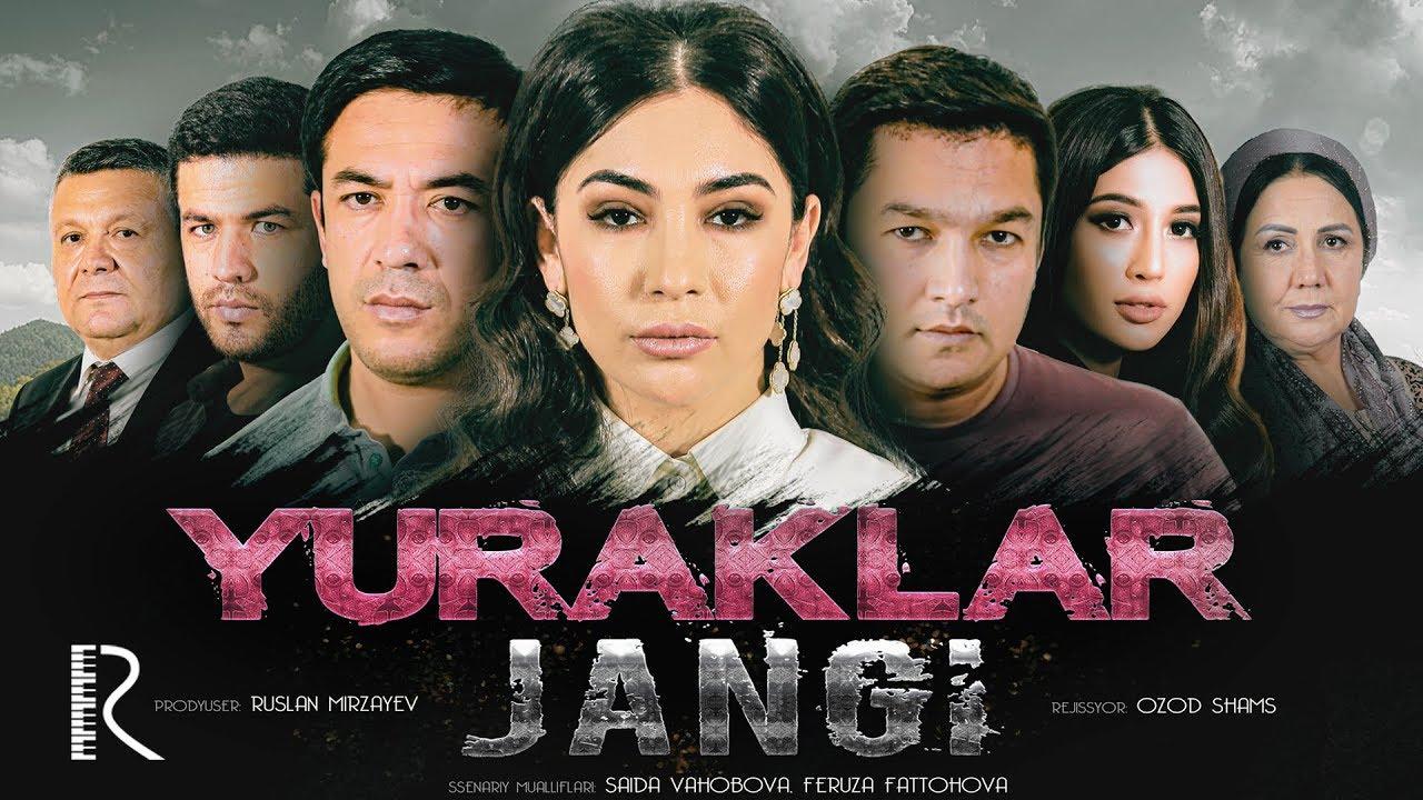 Yuraklar jangi (o'zbek serial) | Юраклар жанги (узбек сериал) 1-qism