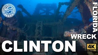 Tec #Wreck Diving: Dewitt Clinton (Pompano Beach, Florida)