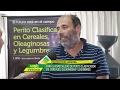 Perito Clasificador de Cereales, Oleaginosas y Legumbres, especialidad que dicta Agroescuela Córdoba