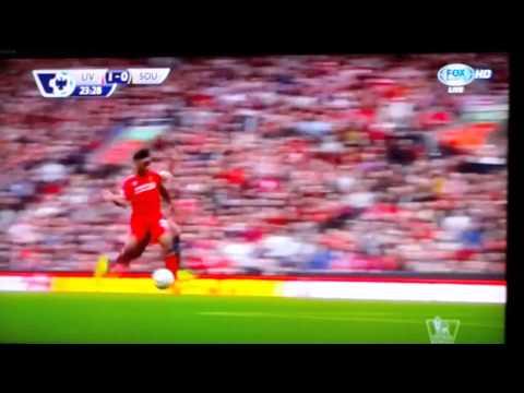 Liverpool vs Southampton - 2-1