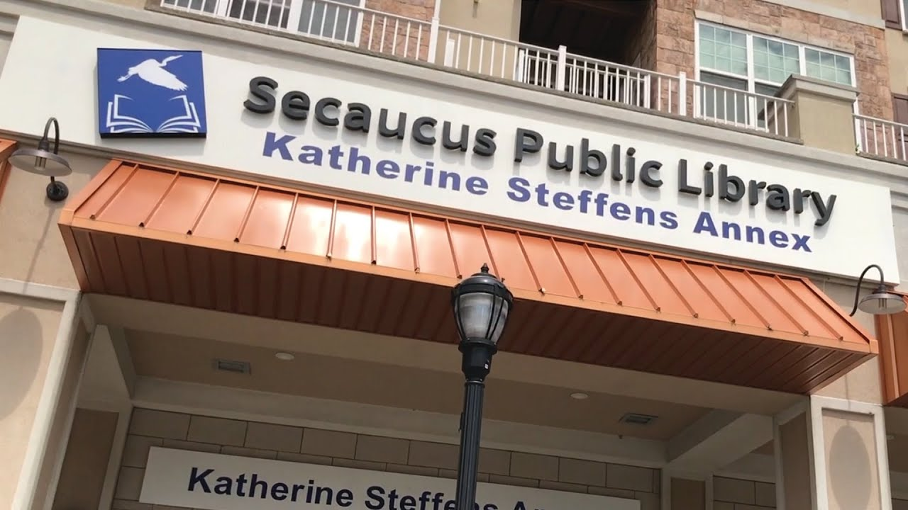 Ribbon Cutting Ceremony at the Katherine Steffens Annex
