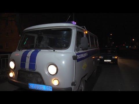 Рейд ППС. С полицией по городу
