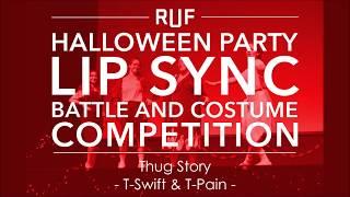 RUF Halloween Lip Sync -