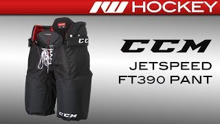 CCM JetSpeed FT390 Pant Review