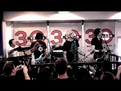 "Everclear ""Be Careful What You Ask For"" live at Waterloo Records in Austin, TX"