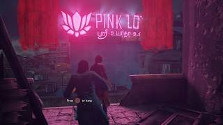 Real 4K HDR: Uncharted Lost Legacy Intro Gameplay Clip 3 of 3 in HDR