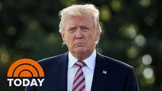 President Donald Trump Offers Condolences To Victims Of Las Vegas Shooting | TODAY
