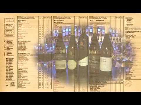 Largest Wine List - Diners Club