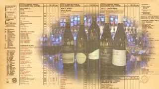 Largest Wine List - Diners Club