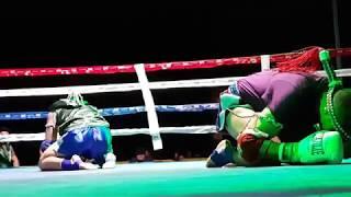 Tomi Barrios vs Moha Salhi