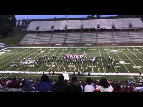 J R Arnold High School Band