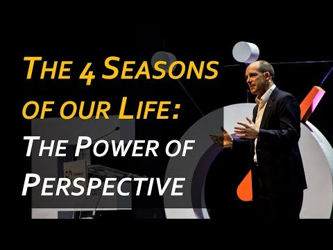 The Power of Perspective: The 4 Seasons of our Life