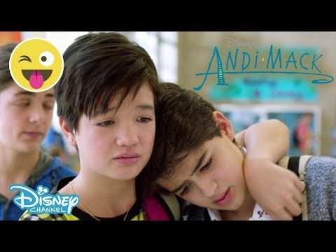 Andi Mack   Season 2 Episode 9 First 5 Minutes   Official Disney Channel UK
