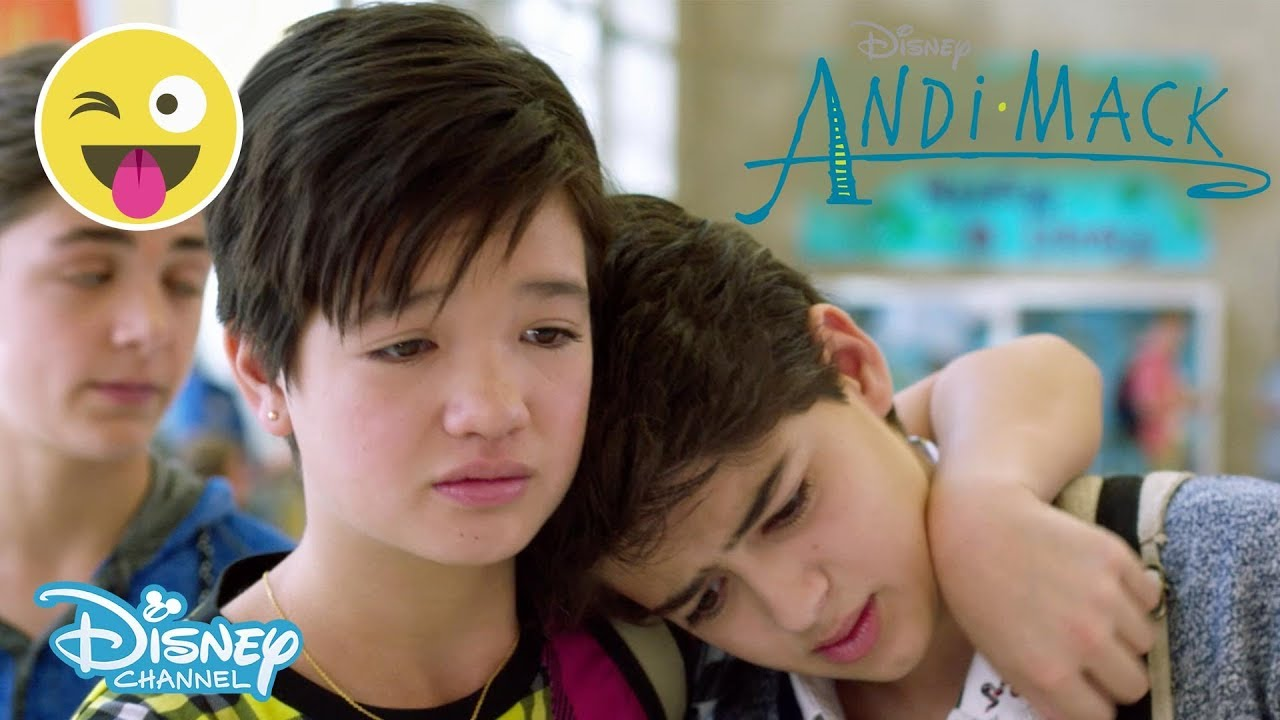 Download Andi Mack | Season 2 Episode 9 First 5 Minutes | Official Disney Channel UK