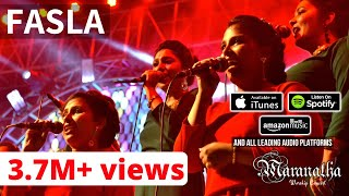 FASLA | Awesome Hindi Christian Worship song from Maranatha Worship Concert | Recorded live in India