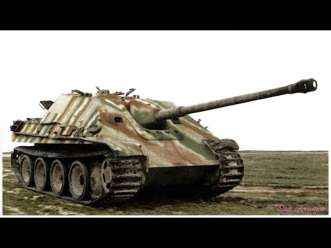 Jagdpanther vs. Churchill - Normandy 1944