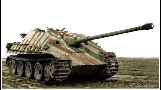 Jagdpanther vs. Churchill - Normandy 1944