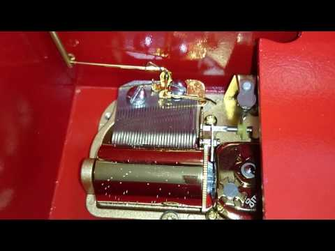 Elfen Lied - Lilium ~ 30 notes music box