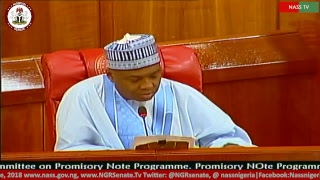 Senate Plenary, 7th June, 2018